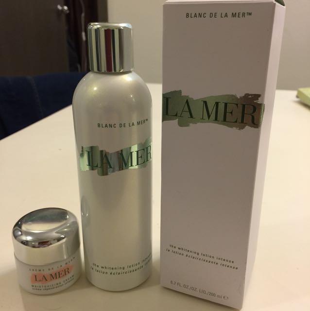 海洋拉娜 化妝水+經典乳霜