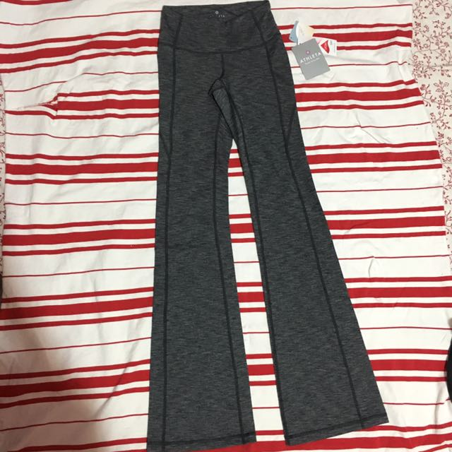 瑜伽品牌 全新Lycra機能運動褲