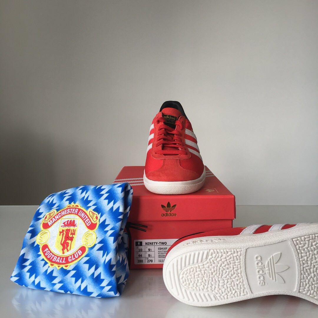Adidas zapatos noventa y dos 92 zapatos Adidas / UK solo limitada edicion exclusiva fe0e48