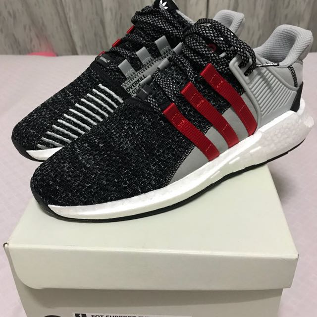 hot product the latest casual shoes Adidas Overkill EQT Support Future