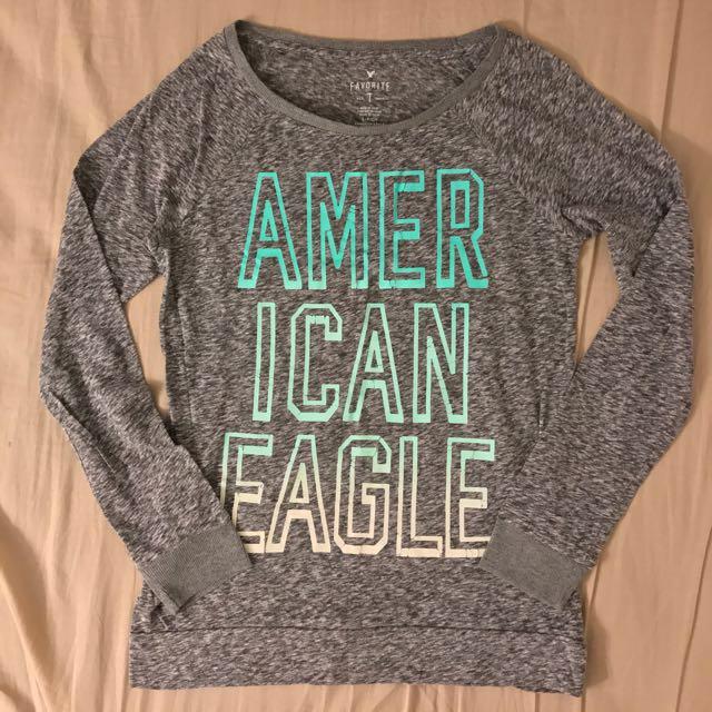American Eagle Long Sleeve Tee