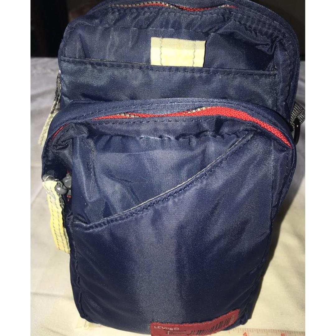 Authentic Levis Body Bag BNWOT Unisex