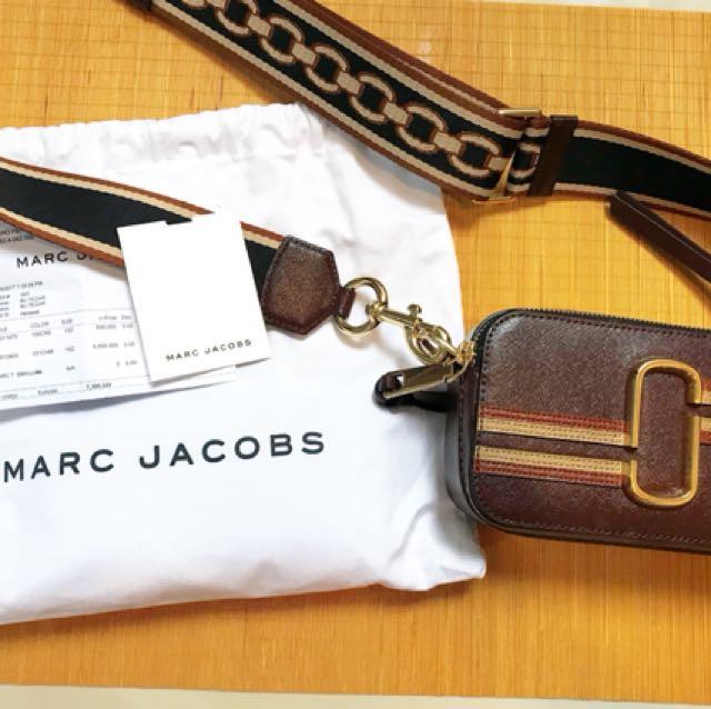 authentic marc jacobs snapshot