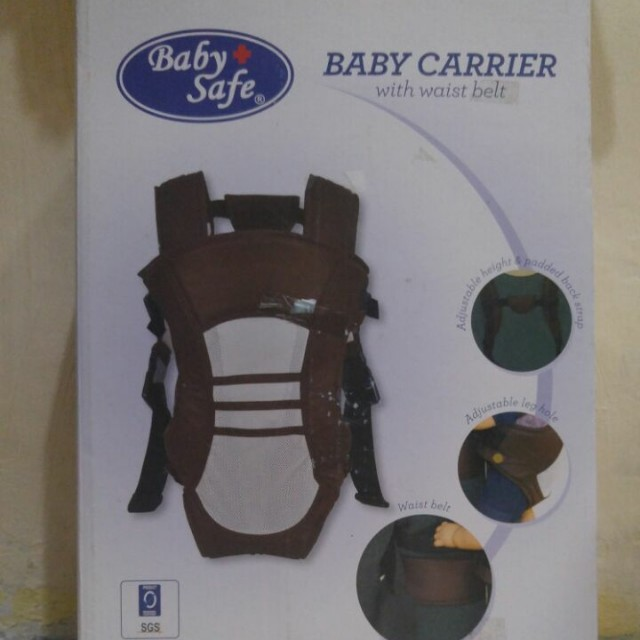Baby Carrier Baby Safe