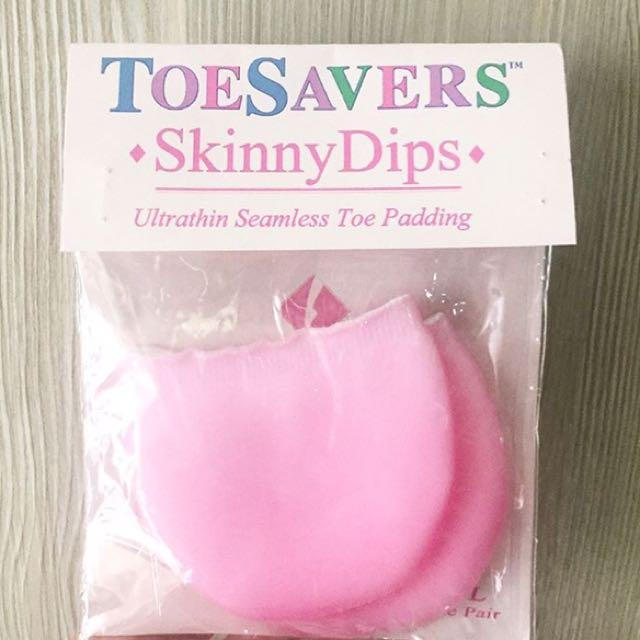 Ballet Skinny Dip Toe Savers Toe Pads