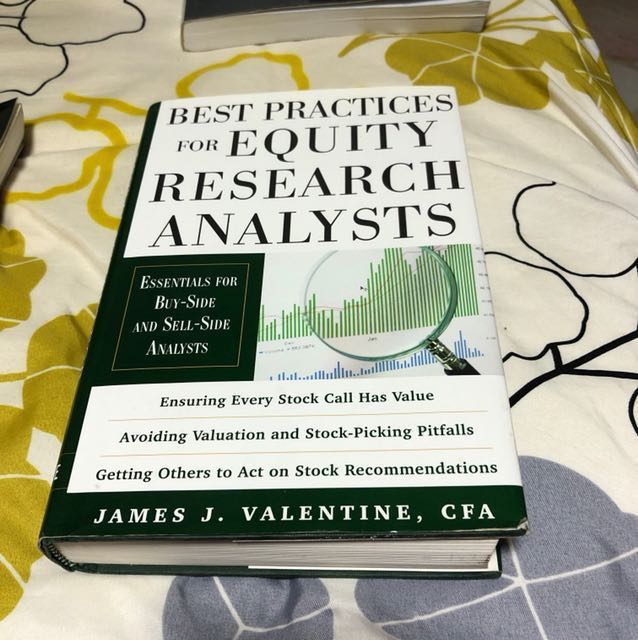 Best Practices for Equity Research Analysts Essentials for