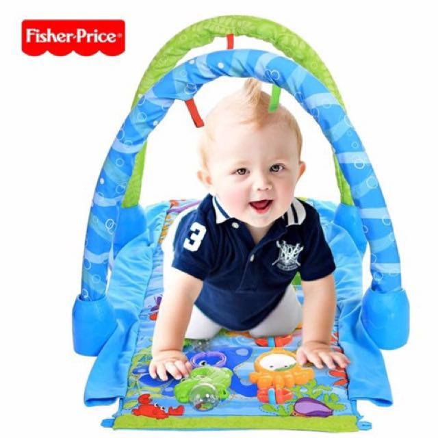 BIG SALE Fisher price baby gym