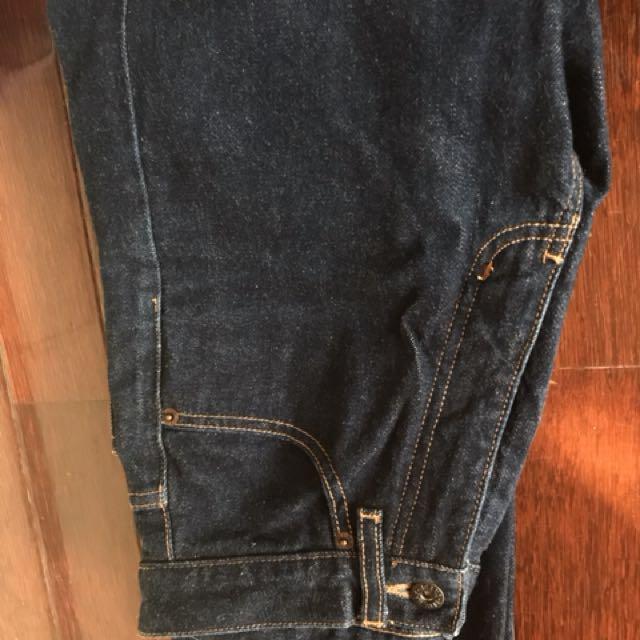 全新blue way牛仔褲