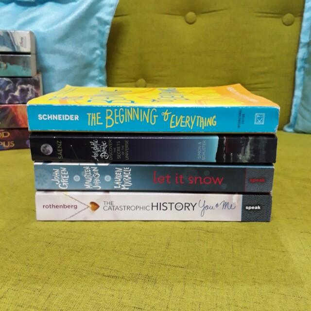 Books (Set or Individual)
