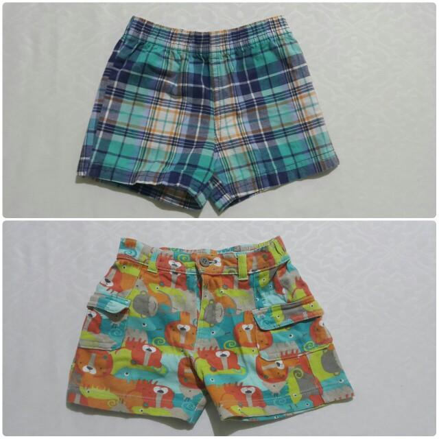 Boy Shorts 6m