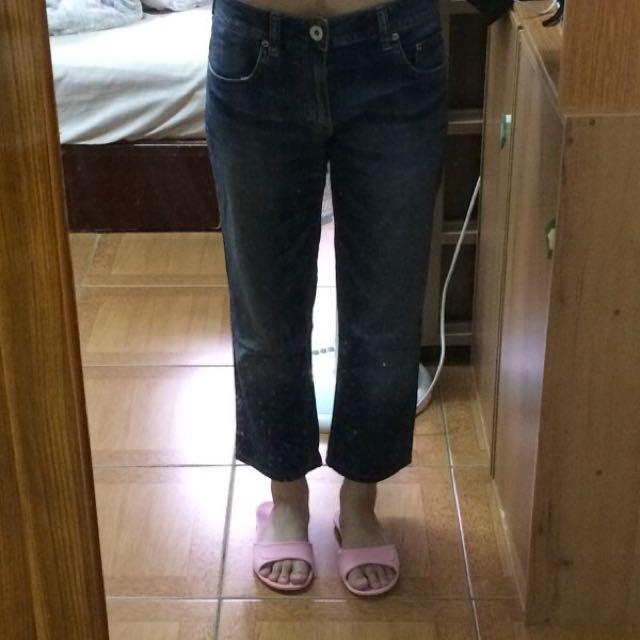 Calvin Klein Jeans 九分褲