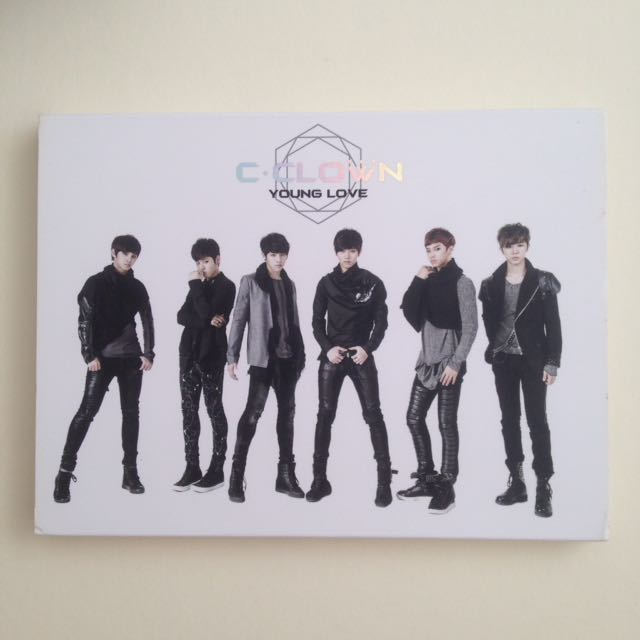 C-Clown 2nd Mini Album