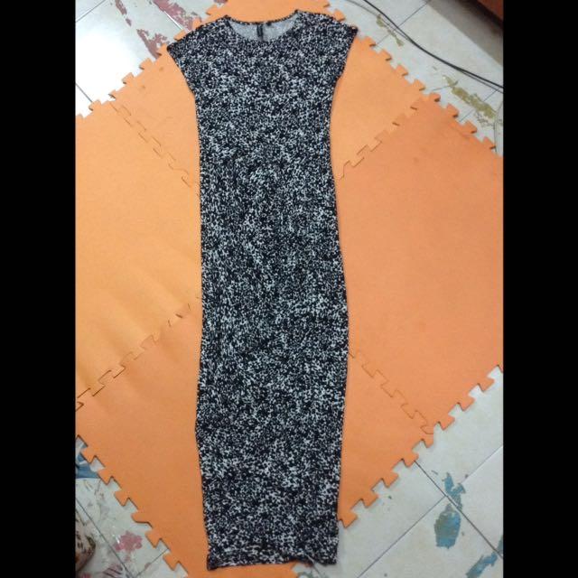 Cotton on maxi dress