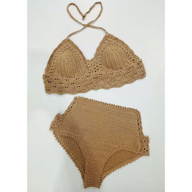 Crochet Two piece swimsuit