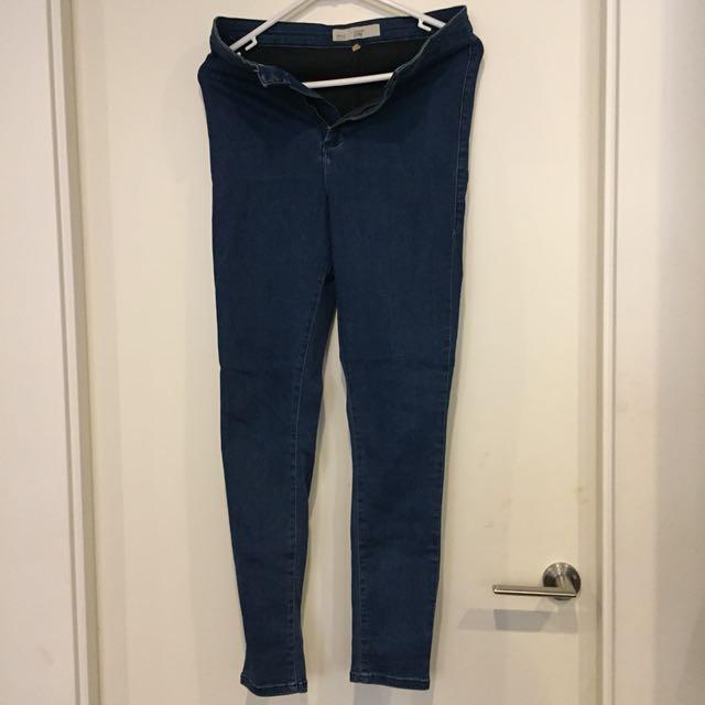 Dark Blue Joni Jeans