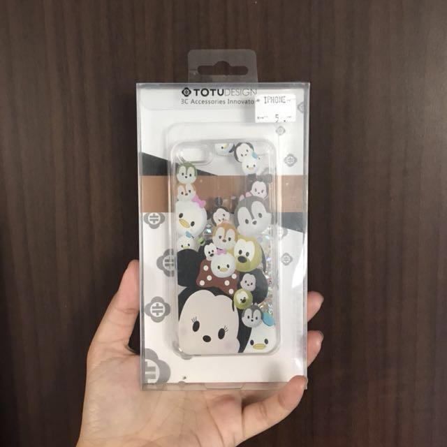 Disney Tsum-tsum Case/Watercase/Hard case (iPhone 5/5s/SE)
