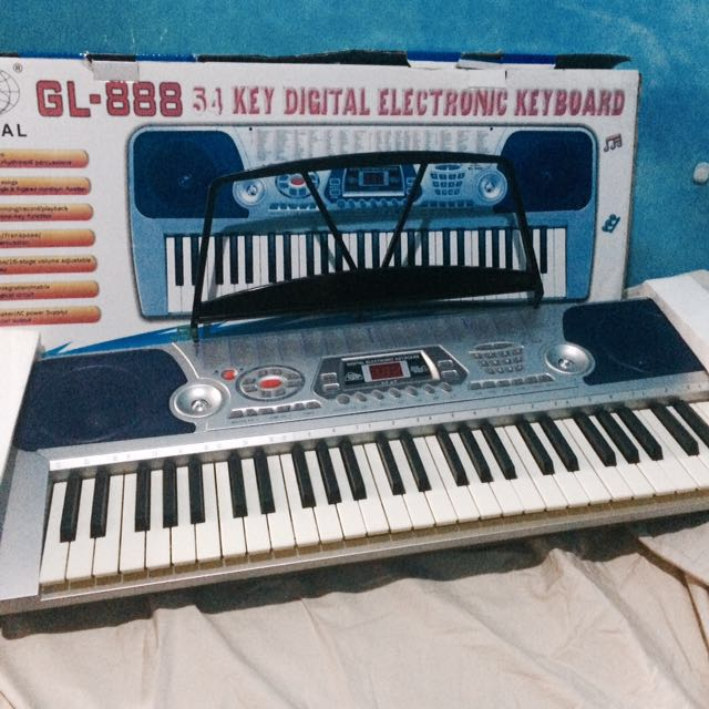 Electronic Keyboard Piano with free keyboard stand