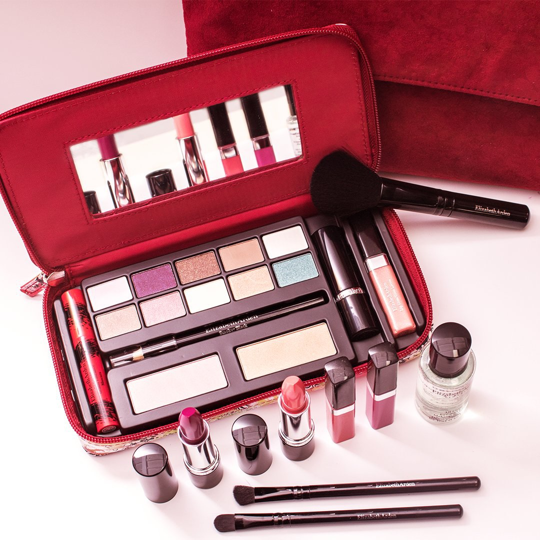 Makeup On The Move Maquillage Nomade