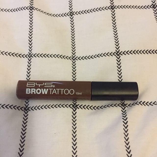 eyebrow tattoo BYS