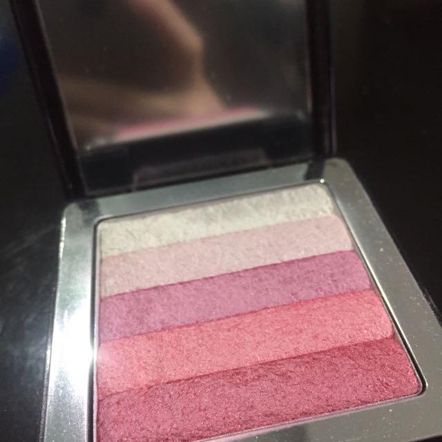 Face shop shimmer blush