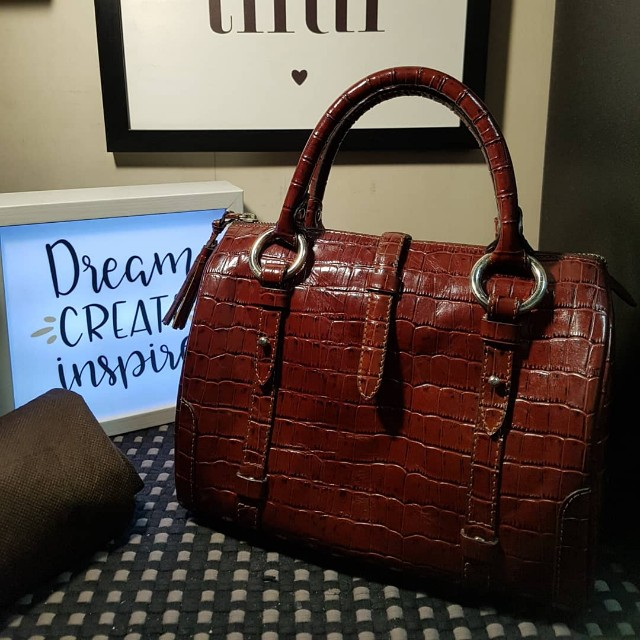 Fino Davos Bag (Speedy Bag)