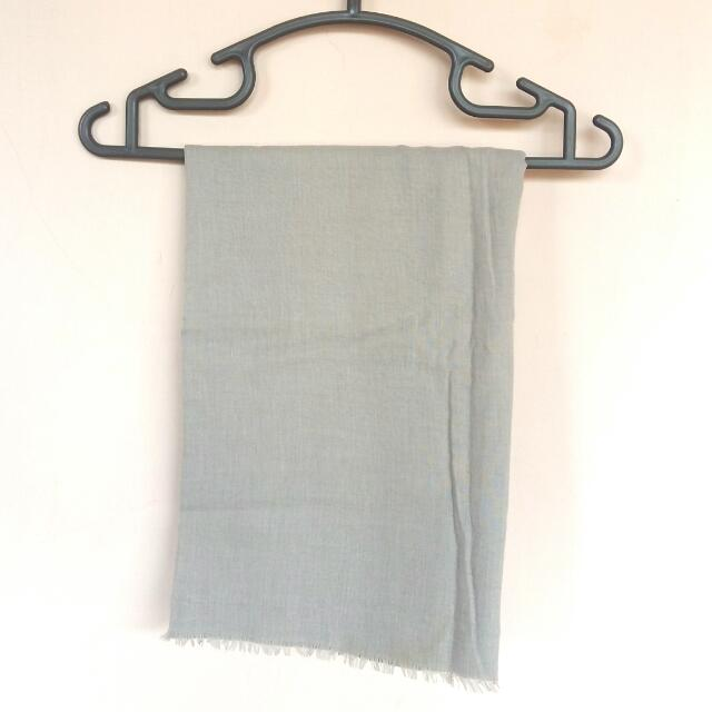 [FLASH SALE!] Grey Long Scarf