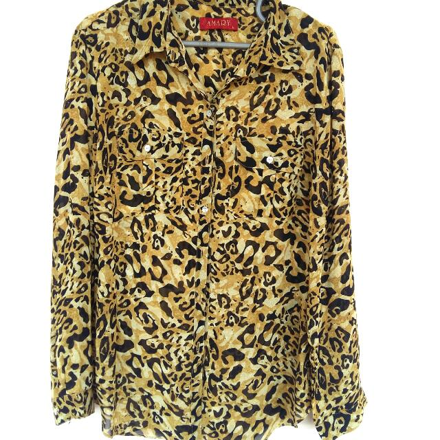 [FLASH SALE!] Leopard Tshirt