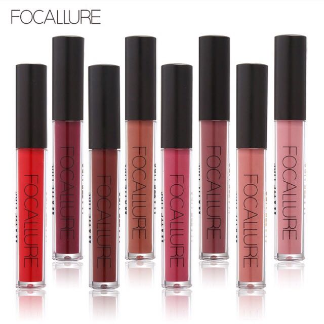 Focallure matte lip cream (NEW!!)