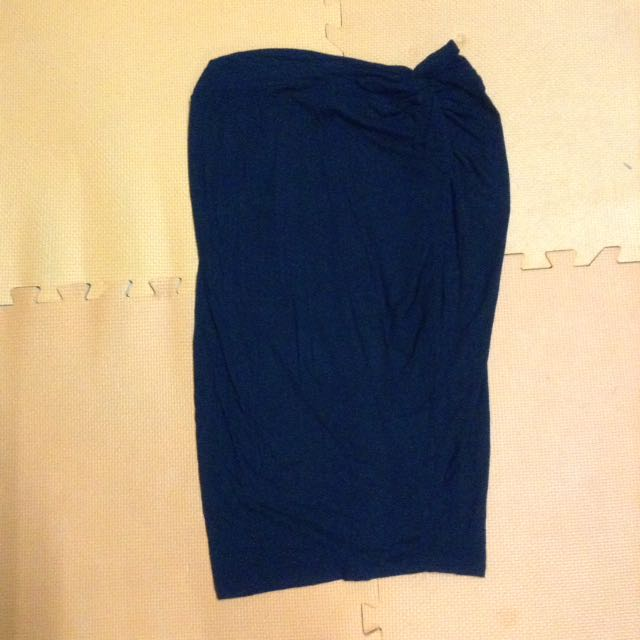 Forever21 knot skirt