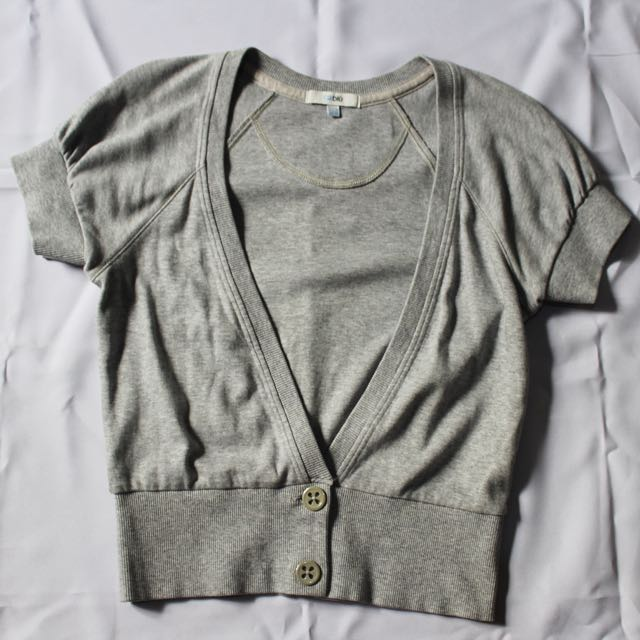 G2blu Short Sleeve Cardigan