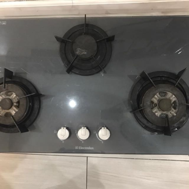 Gas stove top hobs