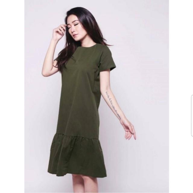 Goblin army dress