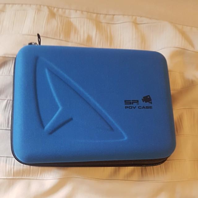 GoPro accessory case