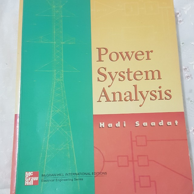 power system analysis hadi saadat download pdf