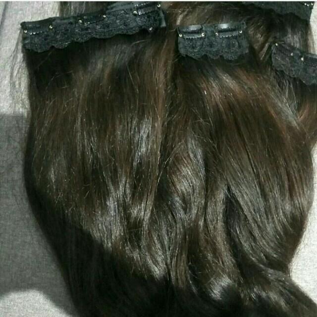Hair clip 5 strap