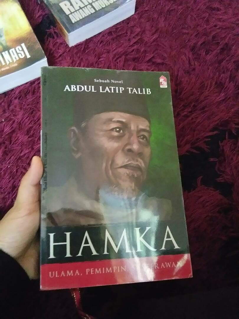 EBOOK NOVEL HAMKA EBOOK