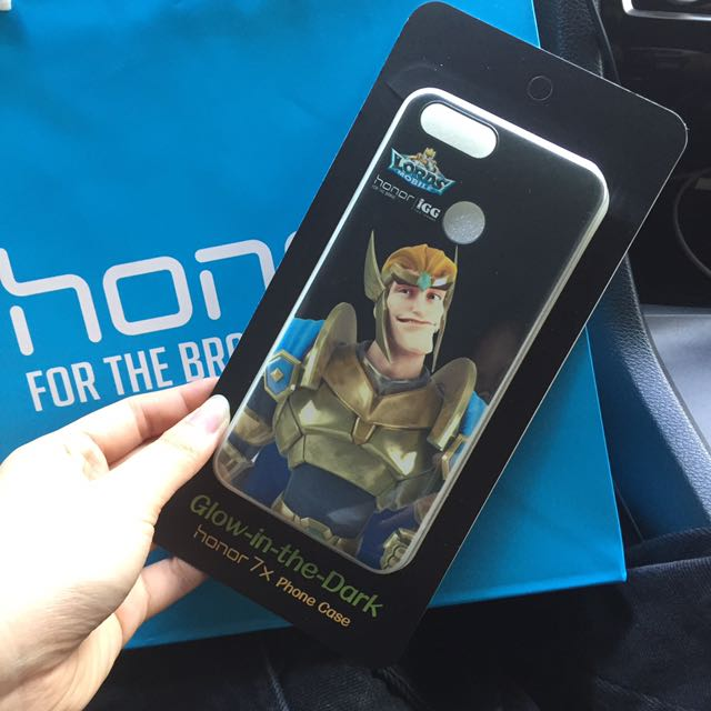 Honor 7x Original Lords Mobile phone case