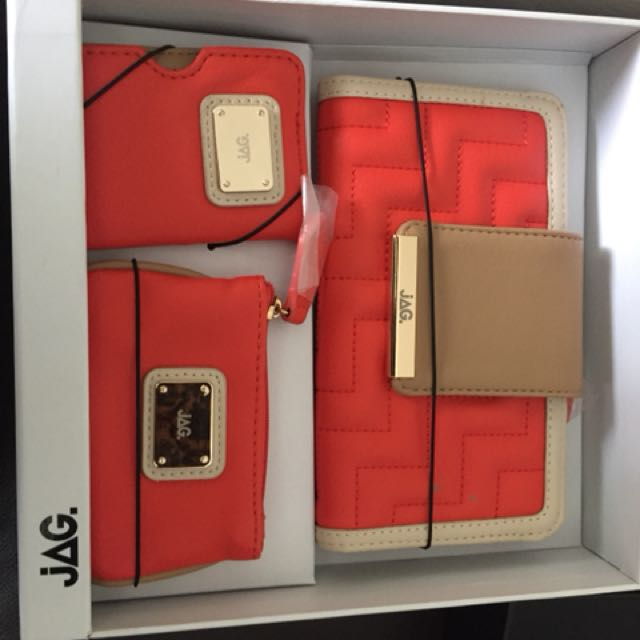 JAG wallet set