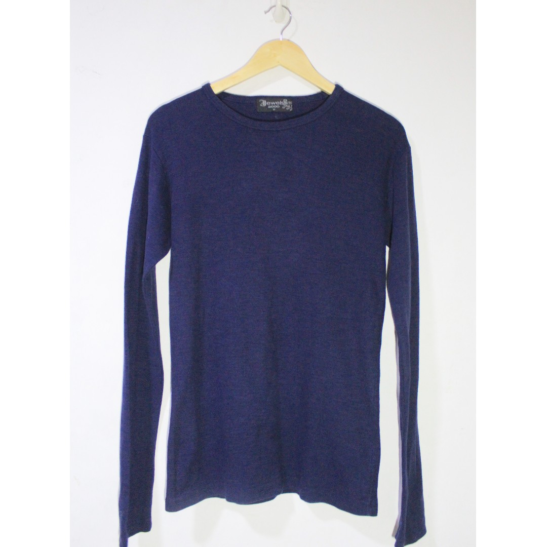 Repriced! Jewels Dark Blue Sweater
