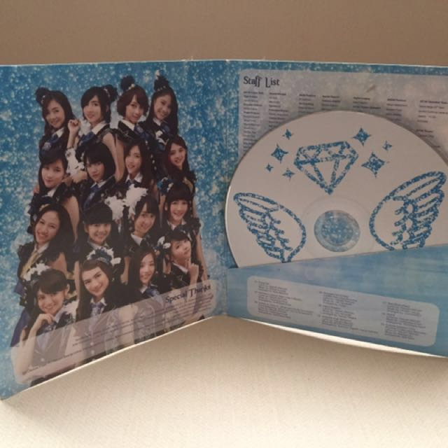 JKT48 Flying Get CD Album