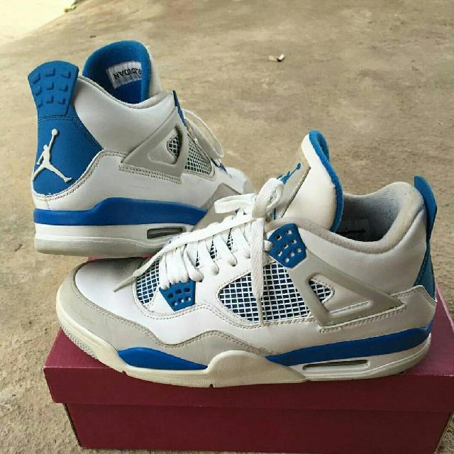 sale retailer 88c5d a0edc Jordan 4 Retro
