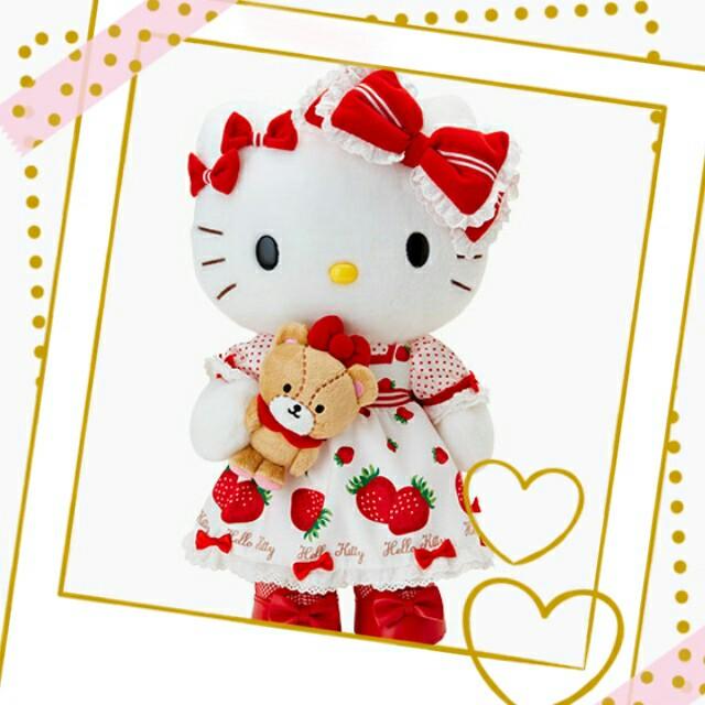 Kitty 2017生日娃
