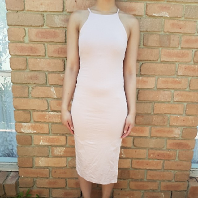Kookai Blush Pink Dress