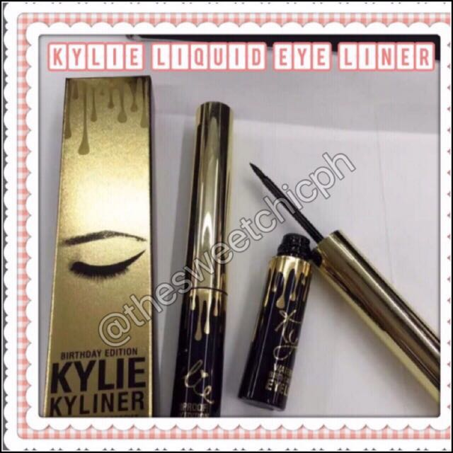 Kylie Birthday Edition Eyeliner