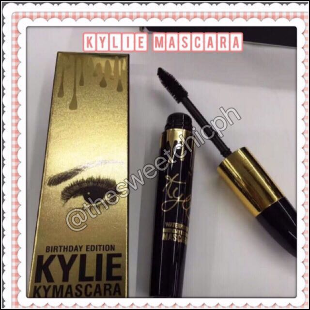 Kylie Birthday Edition Mascara