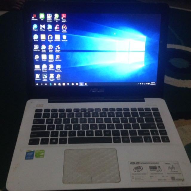 Laptop gaming Asus A455LD