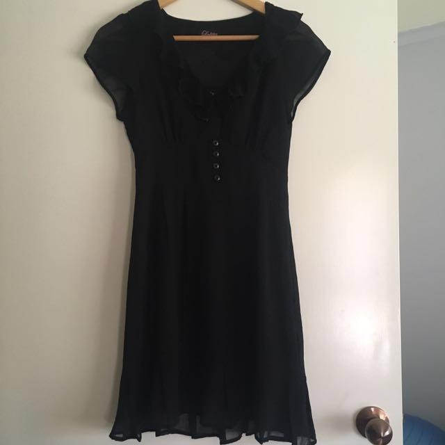 Lolitta black dress