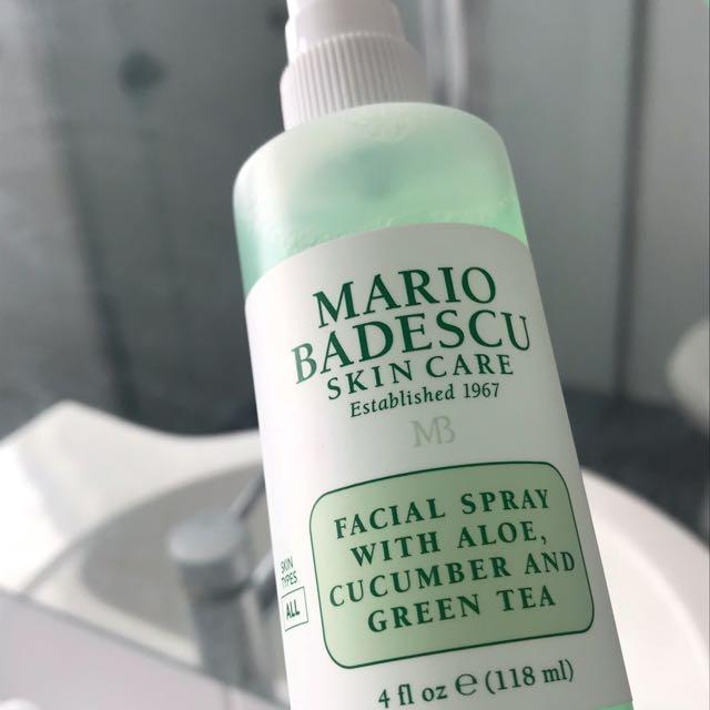 mario badescu aloe cucumber green tea spray