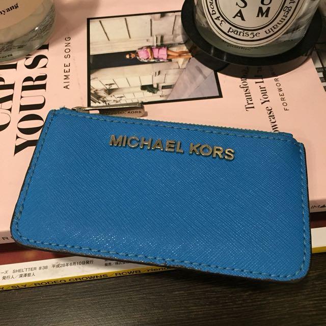 Michael Kors 零錢包 卡夾 小零錢包