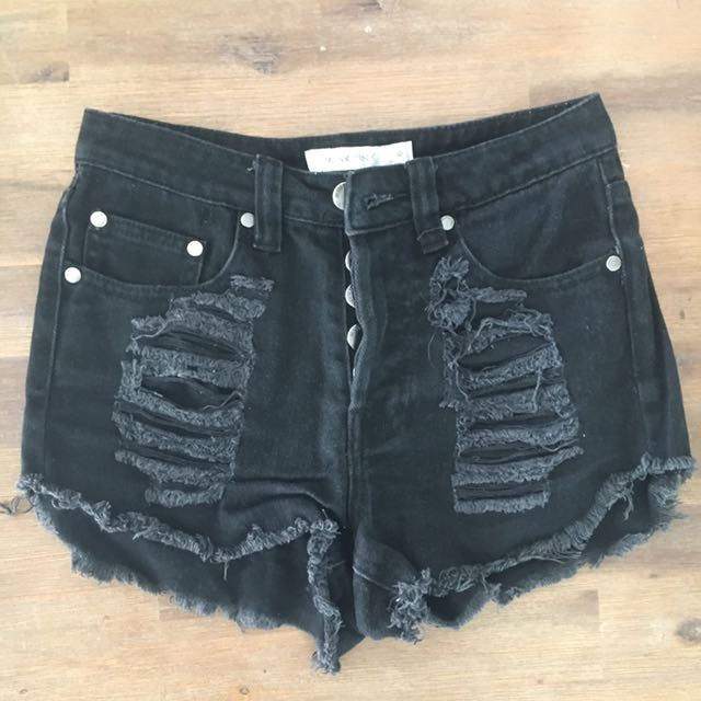 Minkpink Denim Shorts 6